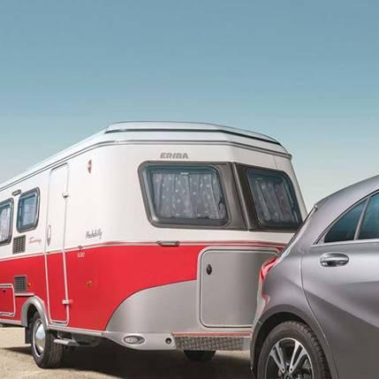 Eriba Rockabilly Caravans