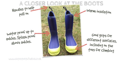 Wellington Boot Review
