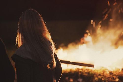 Bonfire Evening
