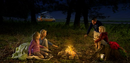 Chilliness in the air? More of an excuse for Campfires!