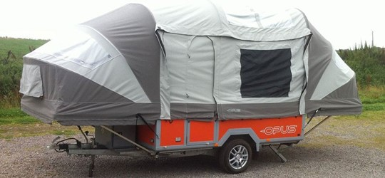 Trailer Tents & Folding Caravans