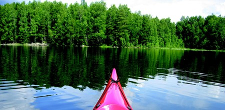 Canoeing and Kayaking Breaks