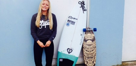 Melodie King: Queen of Surfing