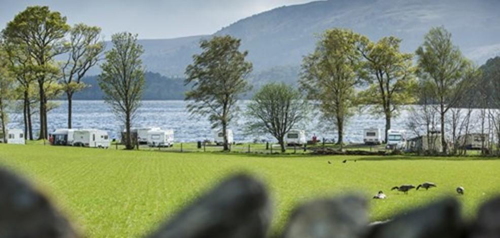 Loch Lomond, Dunbartonshire