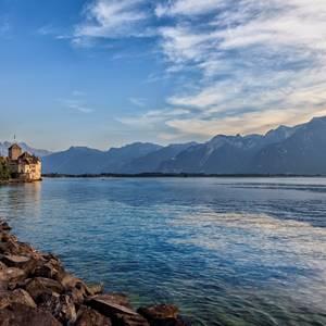 Lake Odyssey...