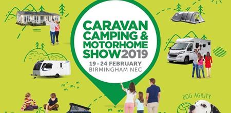 Caravan, Camping and Motorhome Show 2019